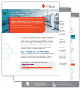 LGM Pharma Whitepaper
